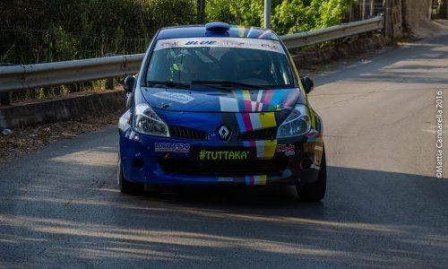 Castell'Umberto – Al Nebrodi Rally vittoria di Pollara – Princiotto su Renault