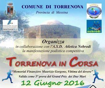 Torrenova – Domenica 12 inaugurazione della targa commemorativa in ricordo del finanziere Maurizio Gorgone e gara podistica