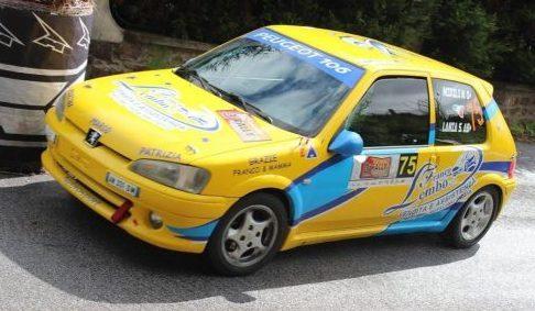 Nebrodi Rally – Attacco a 6 punte per la Nebrosport