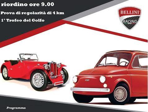 Falcone – Tutto pronto per il 1° Historic motor day Città di Falcone