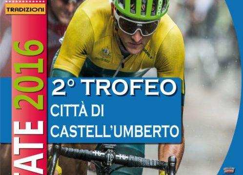 Ciclismo – Domani il secondo Trofeo Città di Castell'Umberto