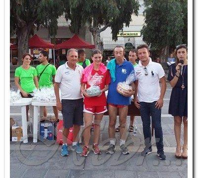 Castell'Umberto – Trofeo Podistico Città di Castell'Umberto. Rivince Natale Grosso