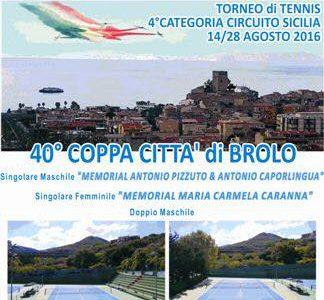 Brolo – Circolo Tennis:  Pronti per il Torneo dei Tornei!