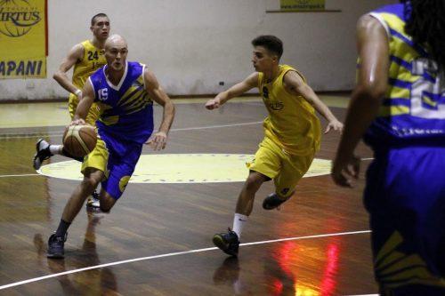 Basket – La Confezioni Corpina espugna Trapani