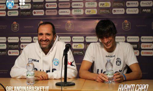 """Betaland Capo d'Orlando – Domenica difficile trasferta a Trento . Di Carlo """"Sarà una sfida nella sfida"""""""