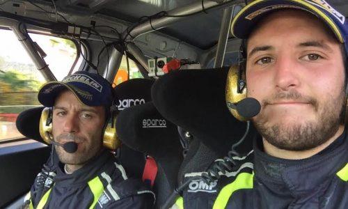 Rally – Pollara-Princiotto su Skoda Fabia al 35° Rally ACI Como