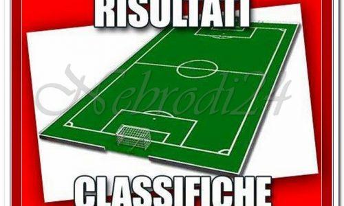 Calcio – Risultati e classifiche di Eccellenza, Promozione e Prima Categoria