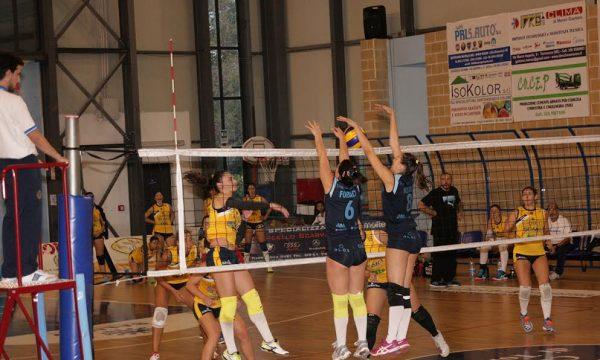 La Saracena Volley vince soffrendo contro Santo Stefano