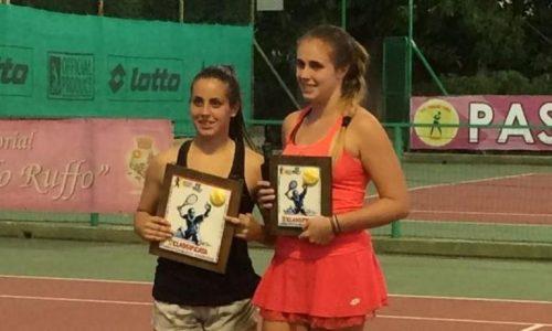 """Brolo – Sofia Bruno trionfa a Sciacca, al torneo open """"Memorial Pierpaolo Ruffo"""""""