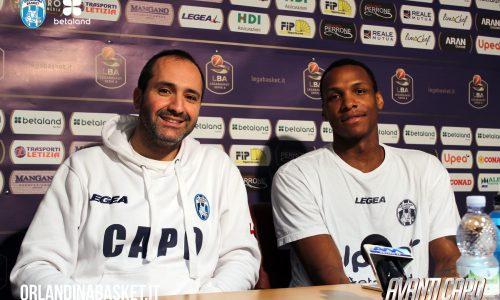 Orlandina – Di Carlo: contro Sassari obiettivo vittoria
