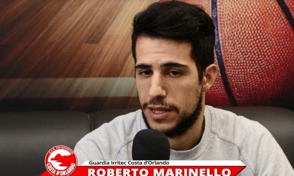 Costa d'Orlando, Marinello: «13 successi di fila grande risultato, con Green Basket gara tosta»