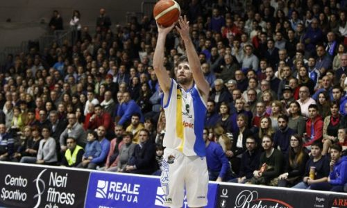 Betaland Capo d'Orlando al settimo cielo: Final Eight!
