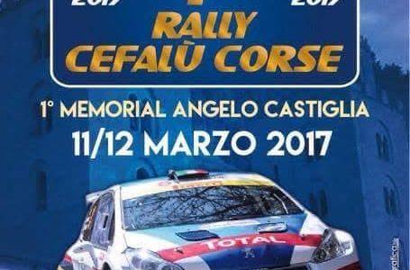 Automobilismo: Non ci saranno le storiche al via del Rally Cefalù Corse