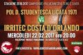 Turno infrasettimanale a Licata per l'imbattuta Costa d'Orlando