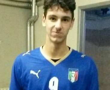 Successi – Cristian Mutton, attaccante oricense, ha firmato per l'Inter