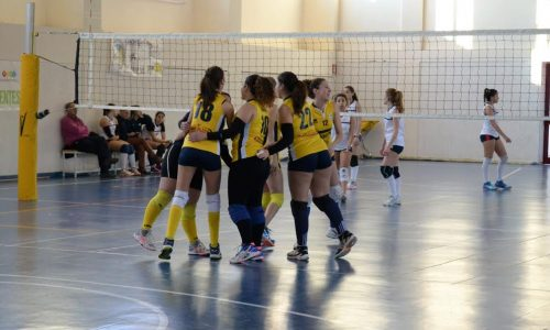 Volley – Due trionfi in due partite per la Fai Plast in Serie D e 1ª Div. Femm.