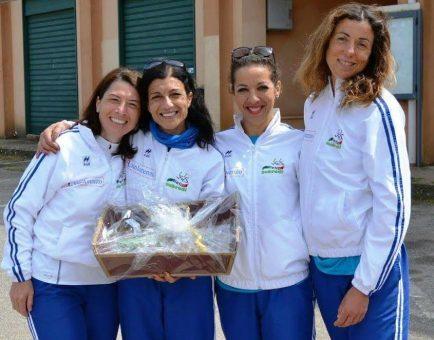 Atletica Nebrodi – Rosalba Ravì alla mezza Maratona di Enna