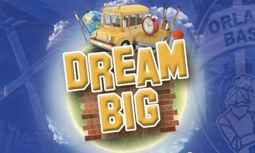 "Orlandina Basket"" – Dream Big"", via al progetto!"