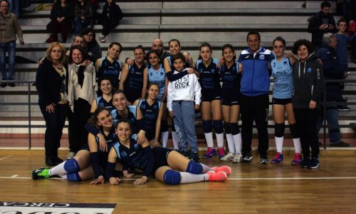 La Saracena Volley batte il Volley 96 e sale al quarto posto