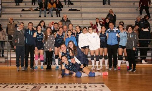 Una Saracena Volley perfetta doma il Team Volley Messina