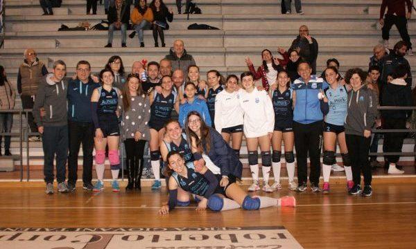 Una Saracena Volley perfetta doma il Team Volley Messina