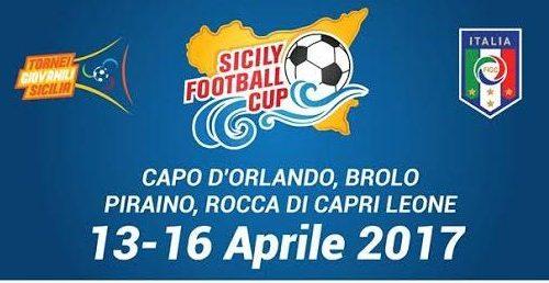 """Conto alla rovescia in vista della prima edizione del Torneo Internazionale """"Sicily Football Cup"""""""
