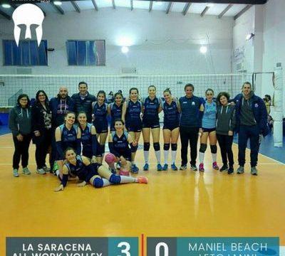 La Saracena Volley torna a giocare a Brolo