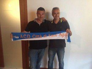 Sant'Agata Calcio – Massimo Formisano è il nuovo allenatore