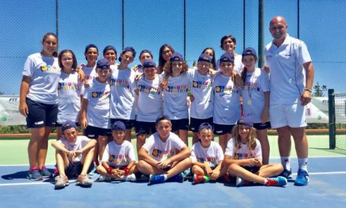 CT Brolo al Centro FIT di Trabia, tra divertimento e tanto tennis