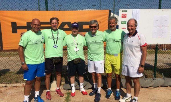 Tennis Brolo….da 15 anni sempre presente alla Senior & Ladies Cup della Slovenia
