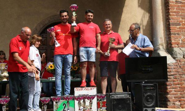 Sinagra – Piloti sinagresi in mostra al 9° slalom città di Castelbuono