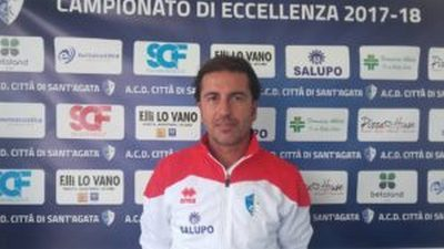 A.C.D. Città di Sant'Agata –  Il futuro (serie D?) nelle mani del nuovo allenatore Bellinvia