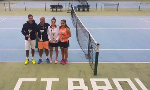 Circolo Tennis Brolo – Carmelo Arasi chiude in gloria il 2017