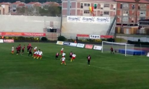 Serie D – IGEA VIRTUS FERMATA IN CASA. LA VIBONESE PASSA 1-0