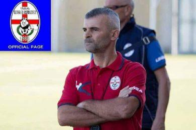 USD Rocca di Capri Leone – Giuseppe Lombardo confermato alla guida della prima squadra