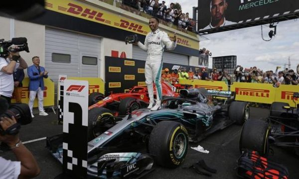 Formula Uno – Gran Premio di Francia nel segno di Lewis Hamilton.
