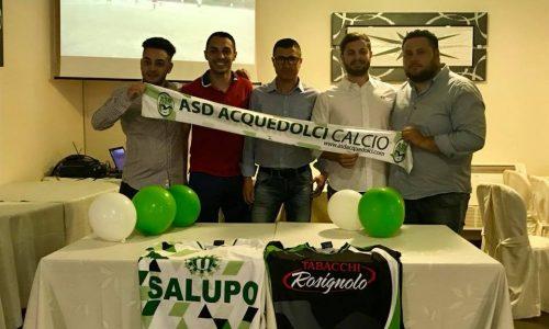 Promozione – L'Asd Acquedolci  sarà guidata dall'esperto Pippo Perdicucci