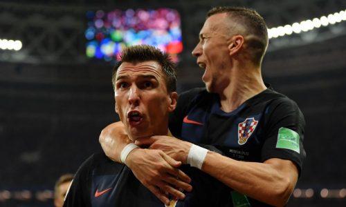 Semifinale Mondiali: Vince la Croazia contro l'Inghilterra, scrivendo una pagina importante della sua storia
