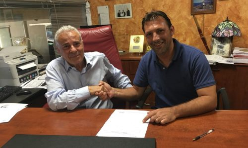 Acr Messina – Il nuovo allenatore è Giuseppe Raffaele