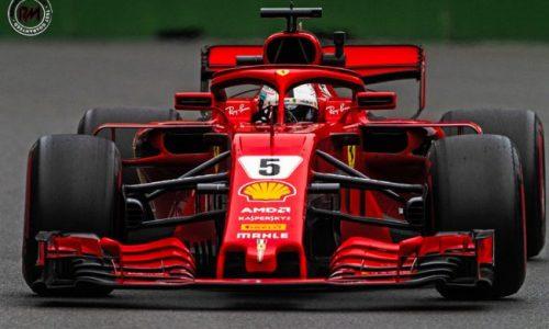 Formula Uno – La vittoria di Vettel consolida la leadership a otto lunghezze