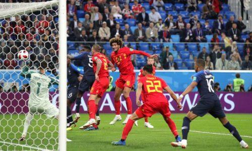 Semifinale mondiale – Francia in finale, Belgio : appuntamento con la storia fallito