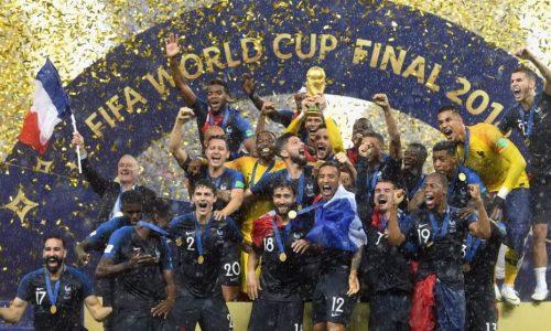 Finale Mondiale – Francia sul tetto del mondo, Croazia sconfitta ma a testa alta.