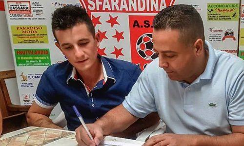 Prima Categoria – Antonio Reale è il nuovo allenatore della Sfarandina