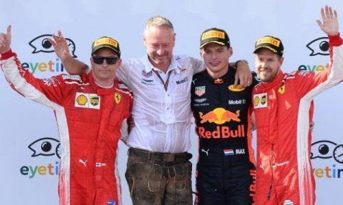 Formula Uno – GP Austria, Ferrari in testa nelle classifiche piloti e costruttori