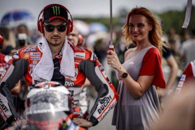 MotoGP – Ducati, tra il jolly d'Austria e la vittoria ci si mette Marc Marquez a guastare la festa