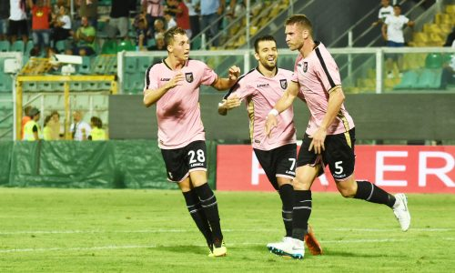 Serie B – Palermo buona la prima ma che sofferenza