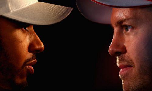 Formula Uno – Il titolo mondiale è una questione a due tra Lewis e Sebastian