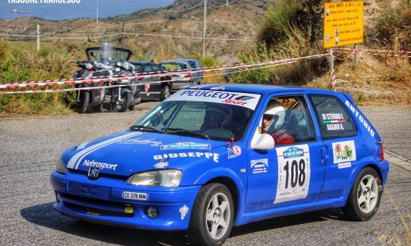 Rally – La Nebrosport va di corsa sulle strade del 15° Rally del Tirreno