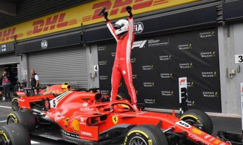 Formula Uno – Vettel-Hamilton Anno 2018 2.0 : 1-0