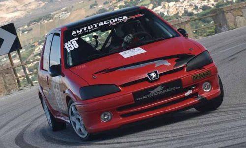 Dario Salpietro (Sinagra) si aggiudica il titolo siciliano nella categoria Produzione di Serie 1600